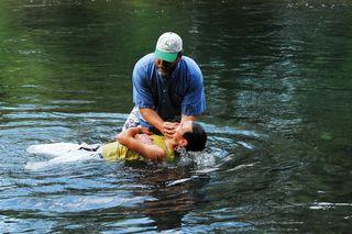 Robertson Baptism H M09