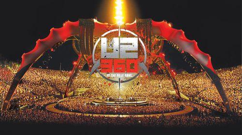 U2 360