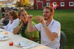 Jeff Katie Boyd Dinner A M10 web