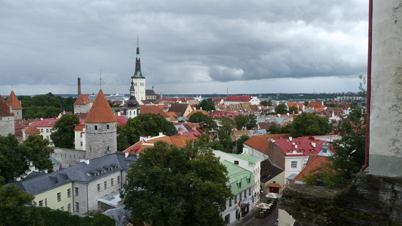 Tallinn Skyline A M7-11