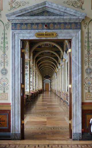 Hermitage Hallway M7-11