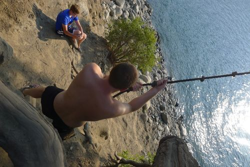Andrew Rope Swing M8-12