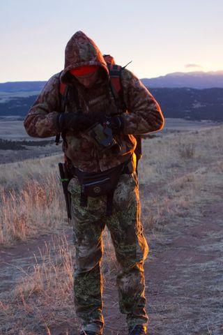 Steve Elk Hunt M12-14