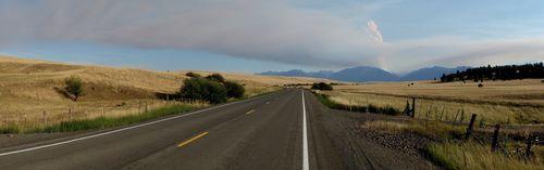 N Highway Pan Fire M8-14