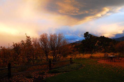 Brogans Bluff Clouds & Sunset M06 4x6