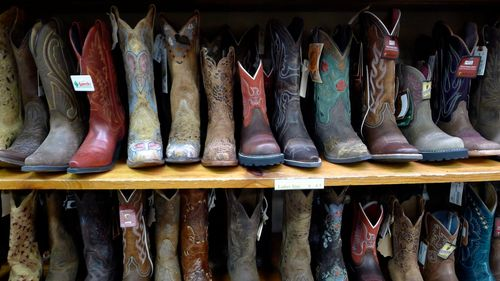 Rack Of Boots M3-14